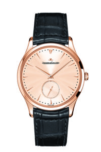 Jaeger LeCoultre Master Grande Ultra Thin in pink gold wore by Damien Chazelle 200x300 - La La Land Sweeps the Golden Globes