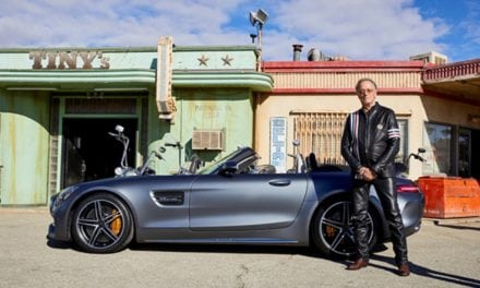 Coen Brothers make epic ad for Mercedes-AMG GT Roadster