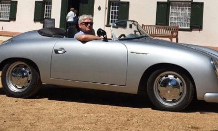 Philip Schofield in South Africa