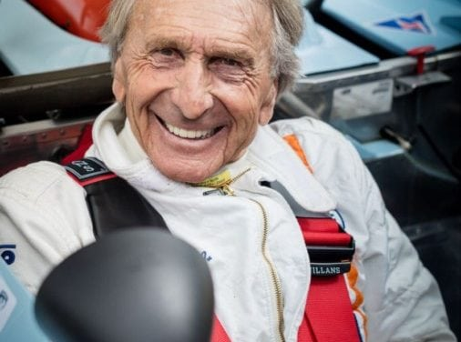 OMOLOGATO TEAMS UP WITH DEREK BELL