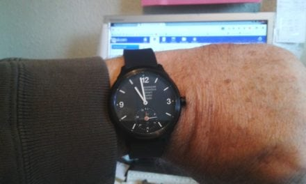 Our Mondaine Competition Watch has landed – on the winner's wrist