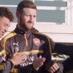 New Citroën C3 captures Arsenal players taking on Lisa Zimouche