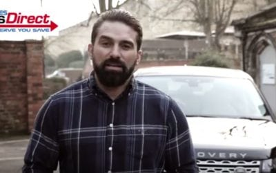 Who Dares Wins Ant Middleton points forces in the right car buying direction