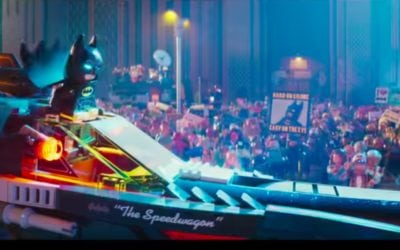 The LEGO Batman Movie – Your daftly entertaining stop motion cinema escapism for the Weekend