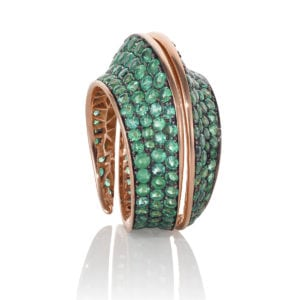 Lily Gabirella Full Pave Emerald 6 £5200jpg copy 300x300 - Jackie O - Get Her Look