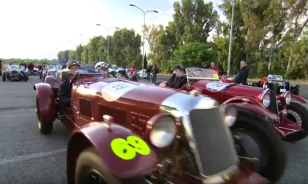 Vredestein is now official tyre partner of Mille Miglia