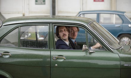 Prime Suspect 1973 – fantastic news for classic car spotters