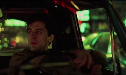 Taxi Driver is back 40 years later and better than ever…