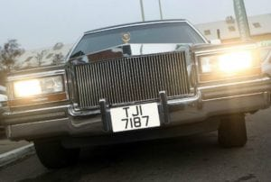 trump car 1 2743 w618h416 400 300x202 - President Trump's Caddy is up for grabs with Exchange & Mart