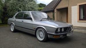 BMW 5Series 300x169 - BMW for Sale