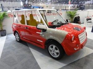 DSC09274 300x225 - Geneva Motor Show - The quirky stuff we love.