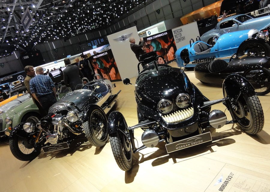 Geneva Motor Show – The quirky stuff we love.