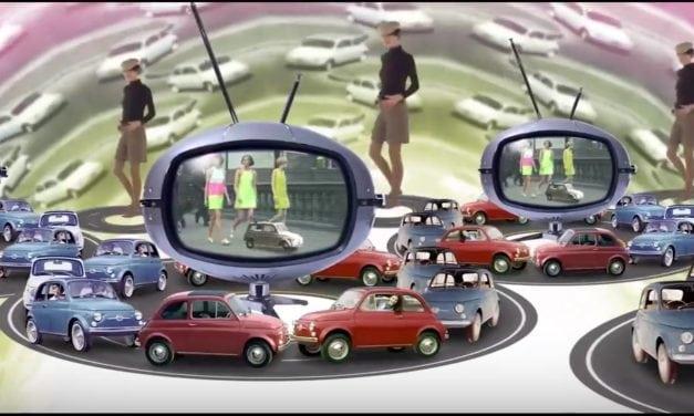 Fiat 500 Film is Fab