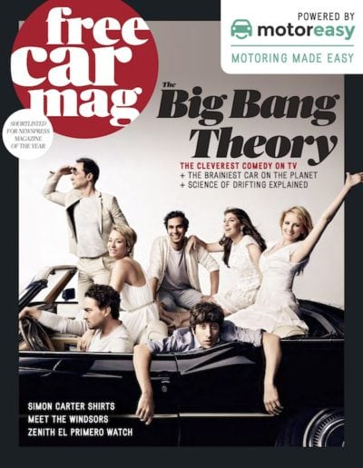 Free Car Mag Issue 34 Cover 400x516 - Free Car Mag Archive