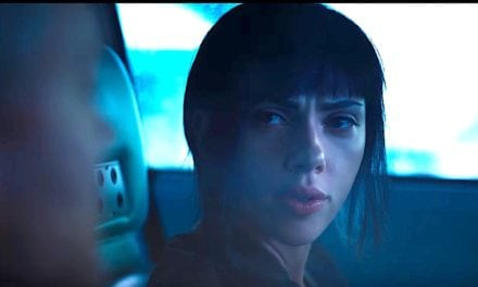 Ghost in the Shell – Your Epic Sci Fi Fodder for the weekend