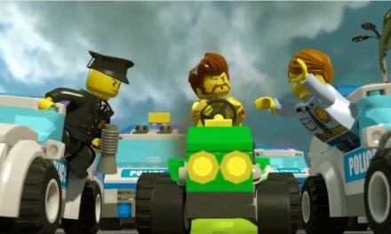 Chase McCain Hits the Streets in NEW LEGO® CITY
