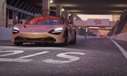 McLaren 720S from Geneva to your game screen with Project Cars 2