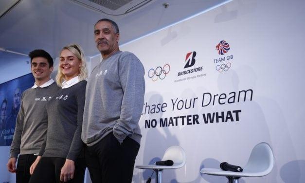 Bridgestone's Olympic Partnership