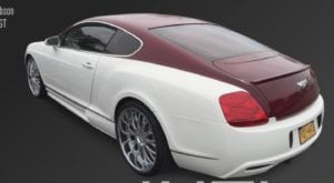 Bentley 300x165 - The Cars of Fast & Furious 8 Part Two