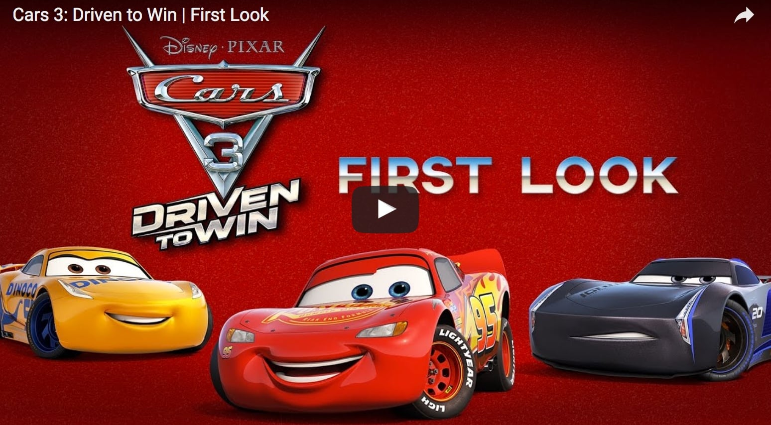 Cars 3 Driven To Win Free Car Mag