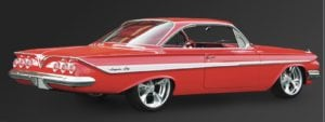 Chevy Impala 300x113 - The Cars of Fast & Furious 8 Part One