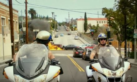 CHIPS your nonsensical knockabout film for the weekend….