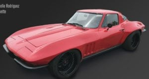 Corvette 300x159 - The Cars of Fast & Furious 8 Part Two