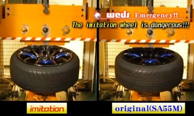 Fake Alloy Wheels – Not worth the risk say First Aid Wheels