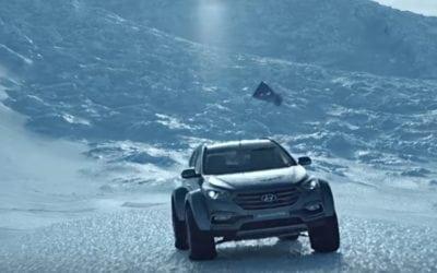 Hyundai Santa Fe Endurance Edition