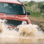 'TOUGH MUDDER FOR JEEP' LIMITED EDITION RENEGADE