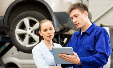 Motorists 'phone a friend' before approving garage work say motoreasy