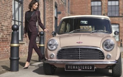 Mini Remastered by David Brown Automotive – our favourite car is back