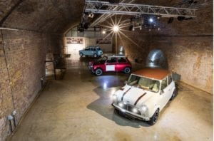 Mini remastered Group 300x198 - Mini Remastered by David Brown Automotive - our favourite car is back