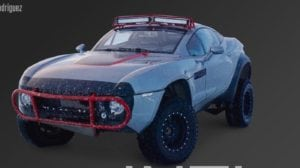 Rally Fighter 300x168 - The Cars of Fast & Furious 8 Part One