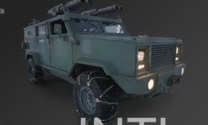 Russian Military Vehicle 300x180 - The Cars of Fast & Furious 8 Part Two