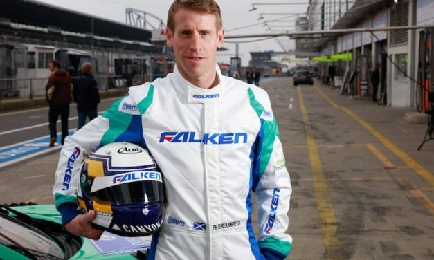 Peter Dumbreck – Falken Motorsports Driver – on the Nürburgring 24 Hours