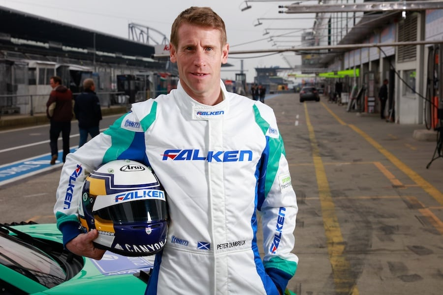 Peter Dumbreck – Falken Motorsports Driver – on the Nürburgring 24 Hours