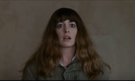 Colossal Your difficult to define, but certainly arty Sci Fi film for the Weekend