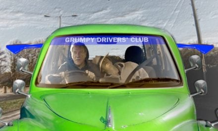 Grumpy Drivers' Club – The TV Series