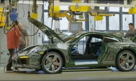 One-millionth 911 rolls off the production line