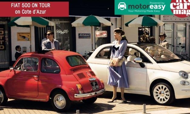 Happy 60th Birthday Fiat 500