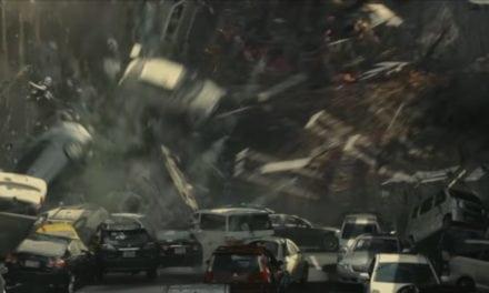 Shin Godzilla – cars will be crushed