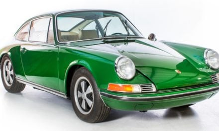 Design 911 buying and looking after an icon