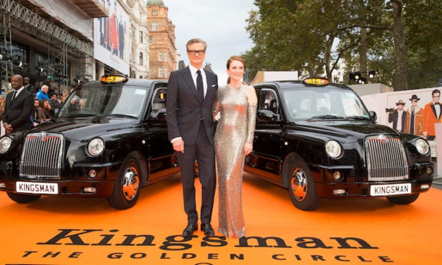Kingsman The Golden Circle –  what a Spy Romp should be like