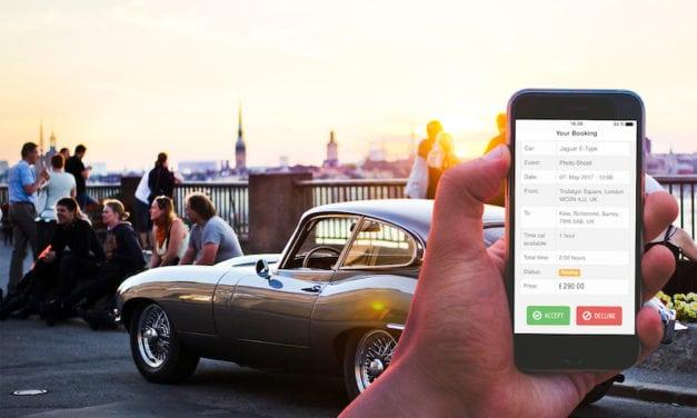 BookAClassic the fun way to 'own' a classic car