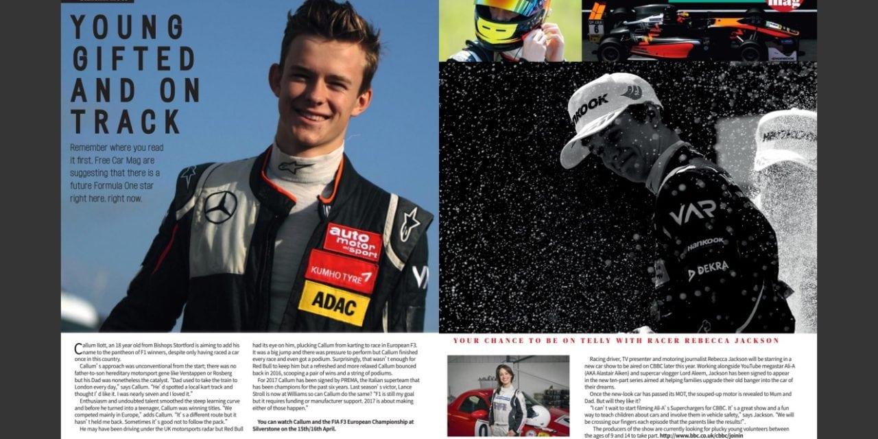 Callum Ilott joins Ferrari Driver Academy