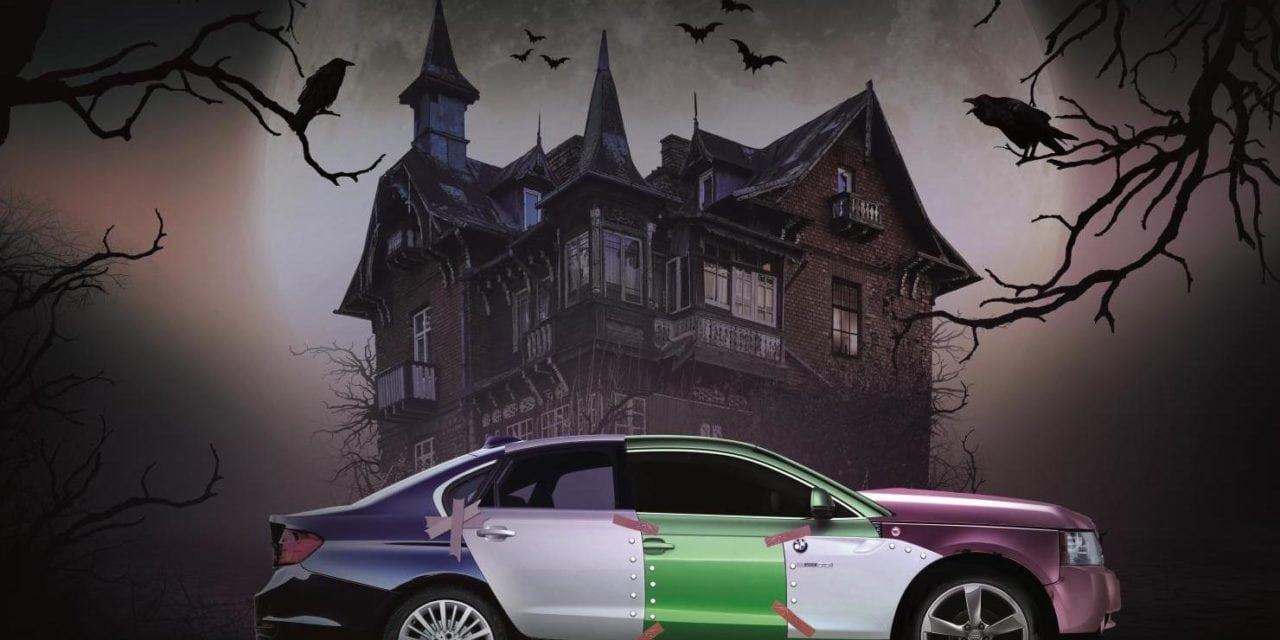 HALLOWE'EN NIGHTMARE CAR A £25K FIX SAYS MOTOREASY
