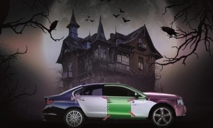 HALLOWE'EN NIGHTMARE CAR A £25K FIX SAYS MOTOREASY