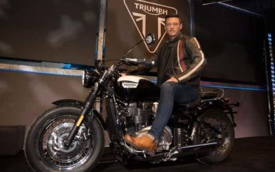 Triumph – Luke Evans and Steve McQueen's Great Escape icon
