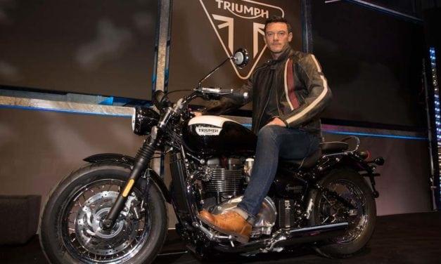 Triumph – Luke Evans and Steve McQueen's Great Escape icon